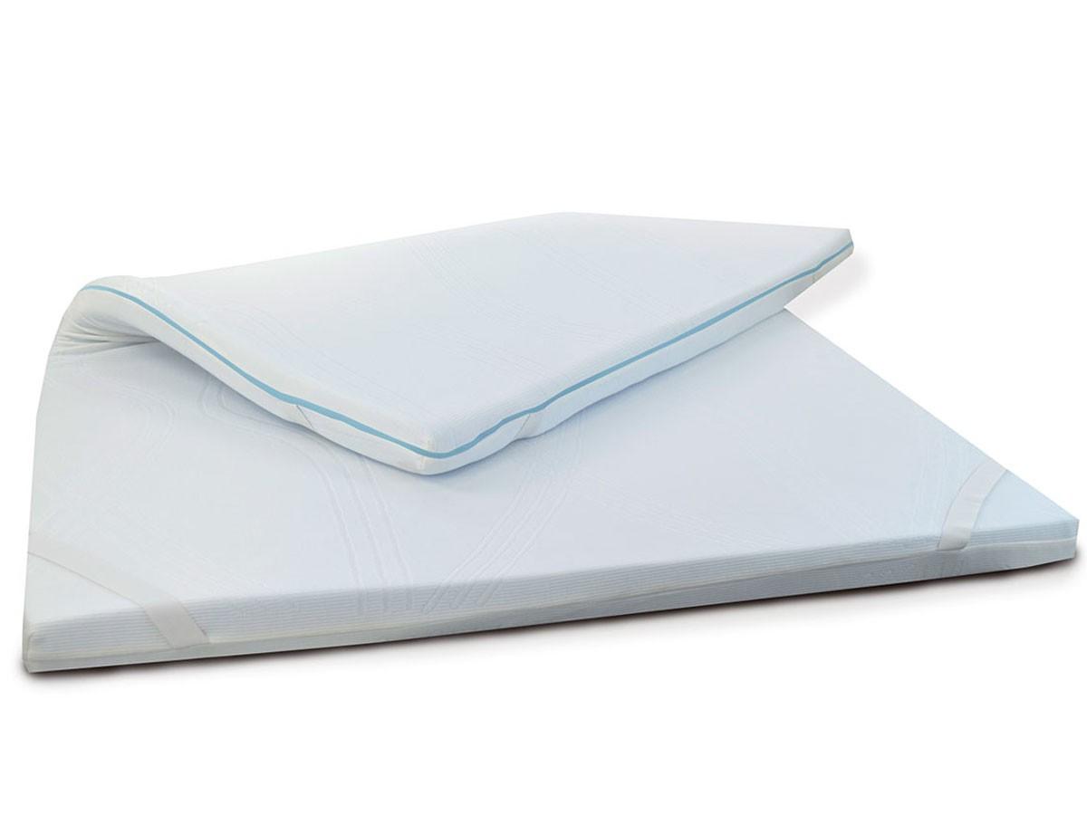 topper viscoelastico termorregulador visco gel 5 de somicat. Black Bedroom Furniture Sets. Home Design Ideas