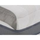 Detalle cremallera del Colchon Flex de Latex DL Talalay Liso
