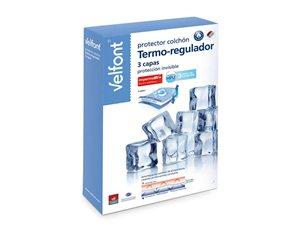 Protector de Colchón Termorregulador Impermeable