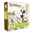 Sábana Bajera Protectora Textil Blanca Nature Total