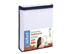 Funda de Colchón Antiácaros Impermeable packaging